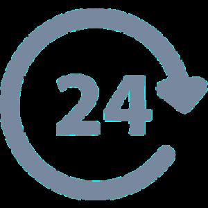 h24 corrente elettrica acqua dolce