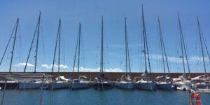 sailing Sardinia isola rossa