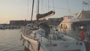 sardaigne port isola rossa