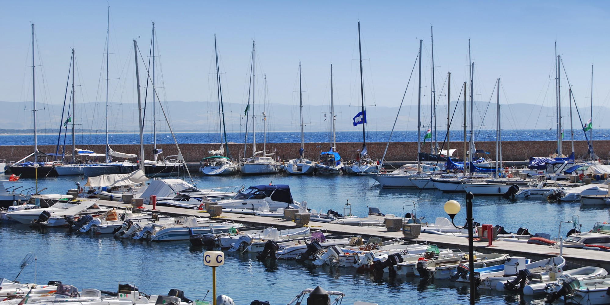 Marina Isola Rossa Sardinia