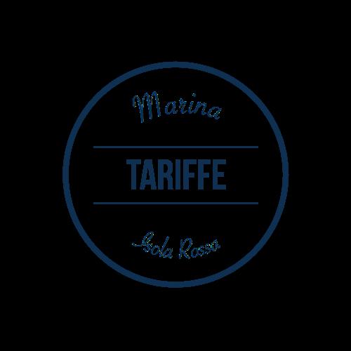 TARIFFE E MODULISTA MARINA ISOLA ROSSA