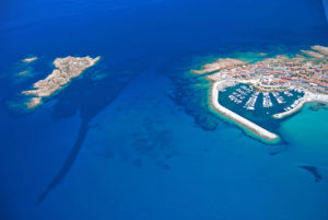 marina isola rossa